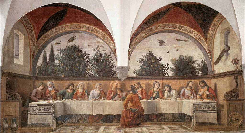 The Last Supper Wall Art the last supper