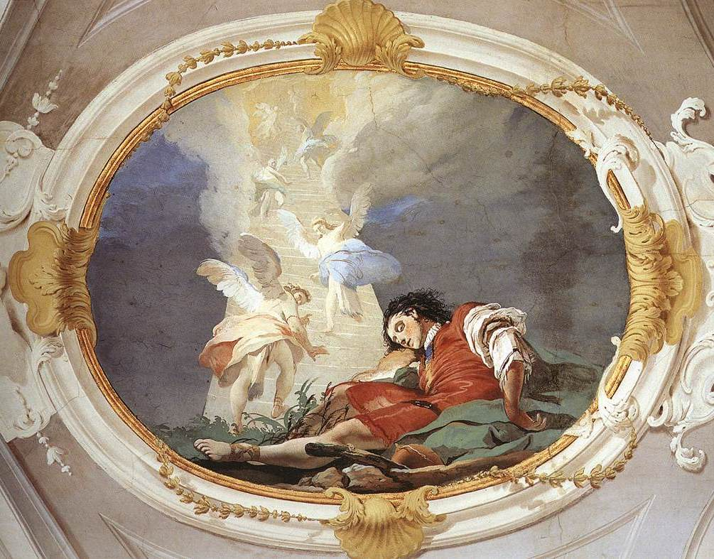 Giovan Battista Tiepolo: Jacob's Dream