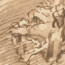 Rembrandt Harmensz. van Rijn: Daniel in the Lions' Den