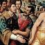 Juan de Juanes: Stephen is taken away