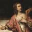 Rembrandt Harmensz. van Rijn: Joseph Accused by Potiphar's wife (Washington)