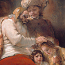 Rembrandt Harmensz. van Rijn: Jacob Blessing the Children of Joseph