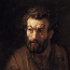 Rembrandt Harmensz. van Rijn: The apostle Bartholomew (1657)
