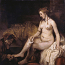 Rembrandt Harmensz. van Rijn: Bathing Bathsheba