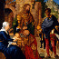 Albrecht Drer: The Adoration of the Magi (oil)