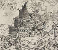The Destruction of the Tower of Babel