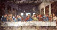 Leonardo da Vinci: The Last Supper (1)