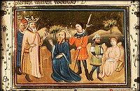 Azor masters: Haman Convinces Ahasuerus