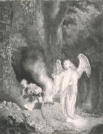Ferdinand Bol: Gideon and the Angel