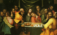 Peter Candid: The Last Supper