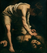Caravaggio: David with the Head of Goliath (1601/02)