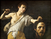 Caravaggio: David with the Head of Goliath (1606/07)