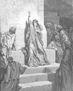 Gustave Doré: The Prophetess Deborah
