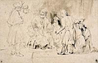 Arent de Gelder: Joseph's bloodstained coat is shown to Jacob