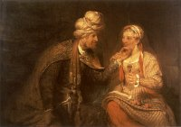 Judah and Tamar (1681)