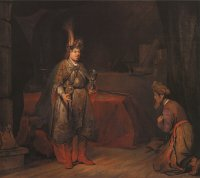 Arent de Gelder: Judah and Joseph