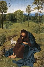Geertgen tot Sint Jans: John the Baptist in the Wilderness