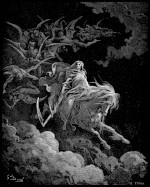 Gustave Dor�: Death on the Pale Horse