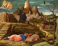 Andrea Mantegna: The Agony in the Garden