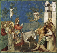 Giotto: Entry into Jerusalem