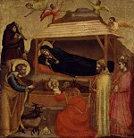 Adoration of the Magi, Giotto