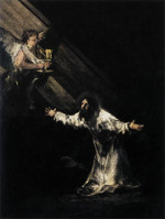 Francisco Goya: Christ on the Mount of Olives
