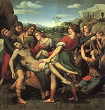 Raphael: The Entombment
