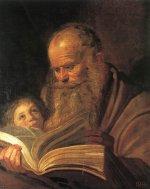 Frans Hals: St Matthew