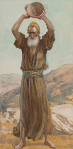 James Tissot: The Prophet Jeremiah