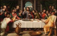 Juan de Juanes: The Last Supper