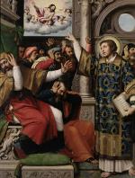 Juan de Juanes: Stephen Accuses the High Council