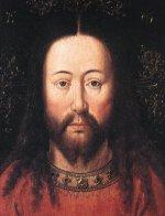 Jan van Eyck: Jesus
