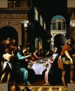 Quentin Varin: The Marriage at Cana