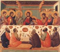 Duccio di Buoninsegna: The Last Supper