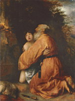 Jan Lievens: Abraham and Isaac