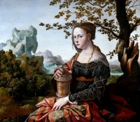 Jan van Scorel: Mary Magdalene
