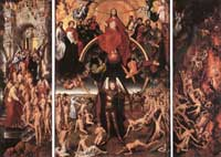 Hans Memling: The Last Judgement