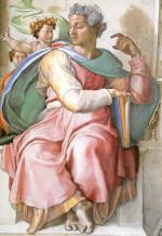 Michelangelo Buonarroti: The Prophet Isaiah