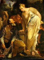 Antonio Bellucci: Rebecca at the Well