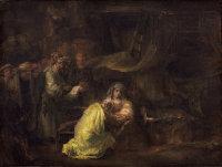 Rembrandt Harmensz. van Rijn: The Circumcision