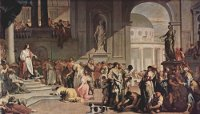 Sebastiano Ricci: Susanna before Daniel