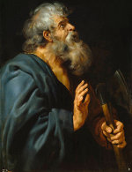 Peter Paul Rubens: St Matthias