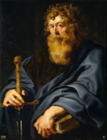 Peter Paul Rubens: St Paul