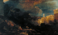 J. M. W. Turner: The Tenth Plague of Egypt