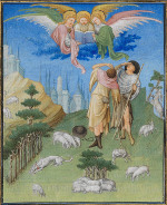 Van Limburg brothers: Announcement to the Shepherds