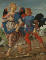 Andrea del Verrocchio: Tobias and the Angel