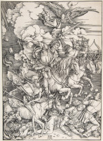 Albrecht D�rer: The Four Horsemen of the Apocalypse