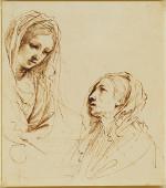 Il Guercino (Giovanni Francesco Barbieri): The Visitation