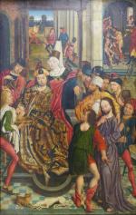 Derick Baegert: Christ before Pilate