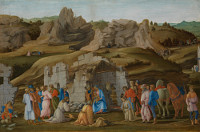 The Adoration of the Magi (1480)